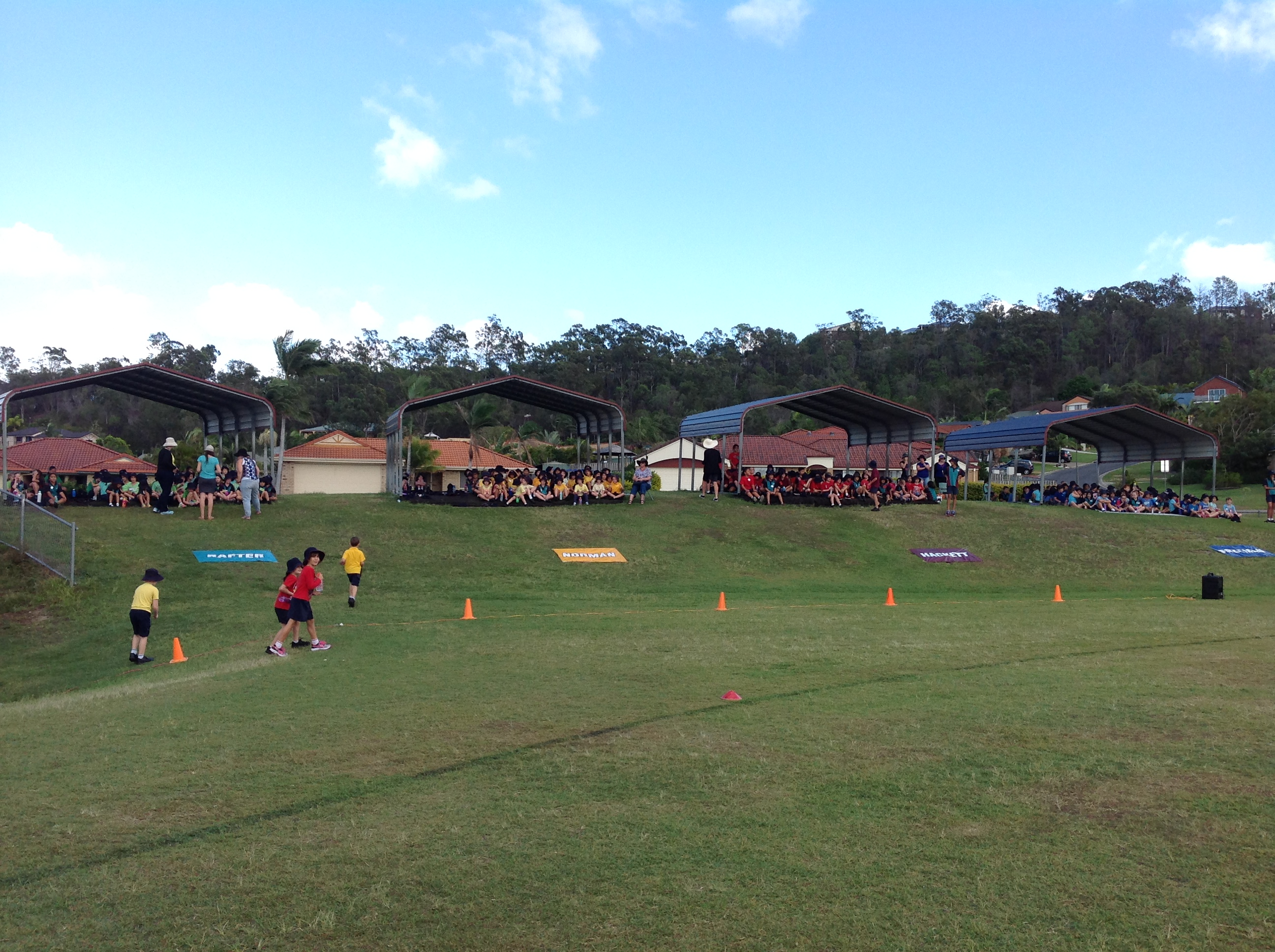 Prep - Year 3 Cross Country